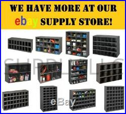 STEEL BIN SHELVING Pigeonhole Compartments Parts Fittings Nut Bolt Storage Metal