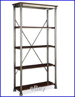 Shelving Units And Storage Metal Store Display Retail Collectibles Bookcase Home