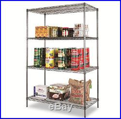 Shelving Units and Storage Shelves Wire Office Wall Grocery Store Garage Metal
